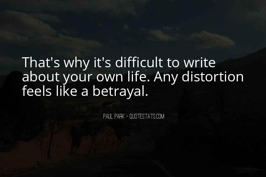 Paul Park Quotes #1748335