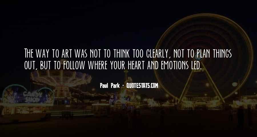 Paul Park Quotes #56631
