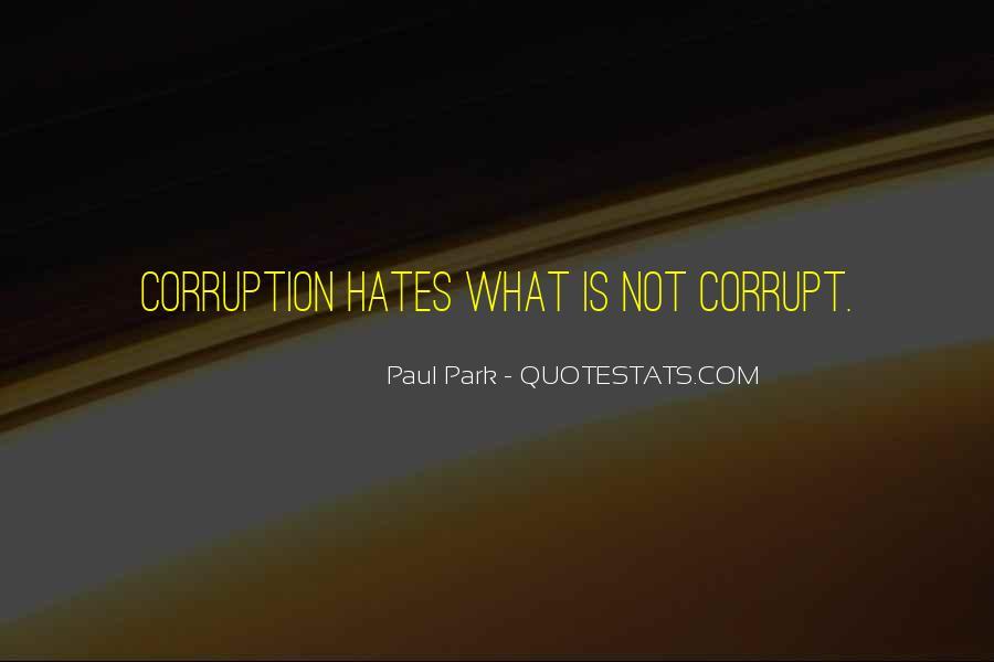 Paul Park Quotes #929648