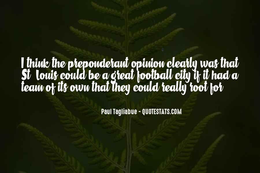 Paul Tagliabue Quotes #1438805