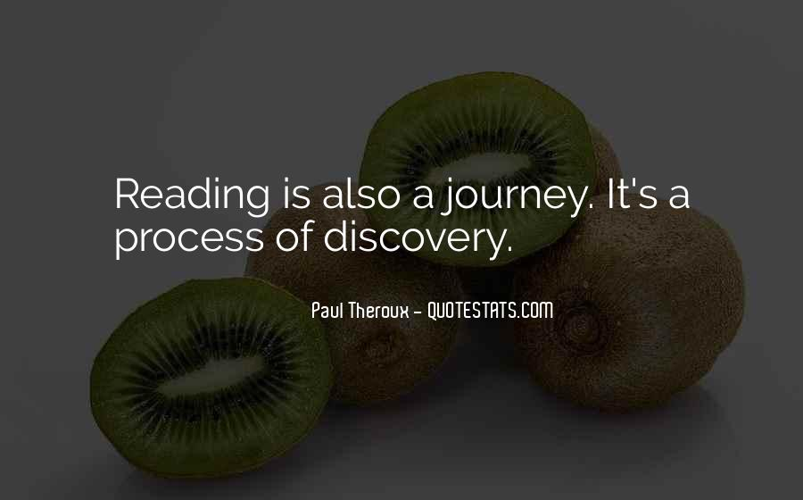 Paul Theroux Quotes #1289944
