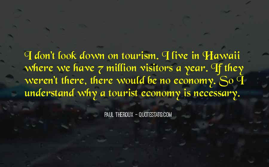 Paul Theroux Quotes #169035