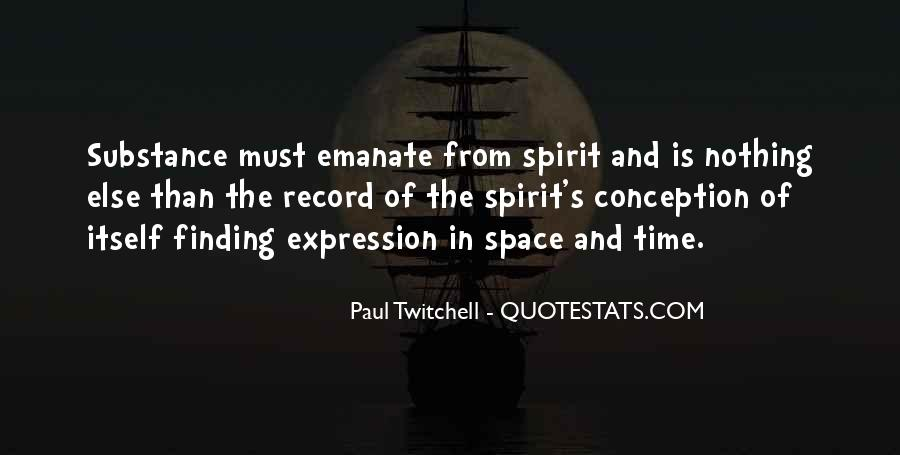 Paul Twitchell Quotes #23547