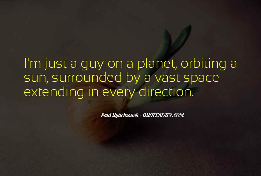 Paul Uyttebrouck Quotes #1211517