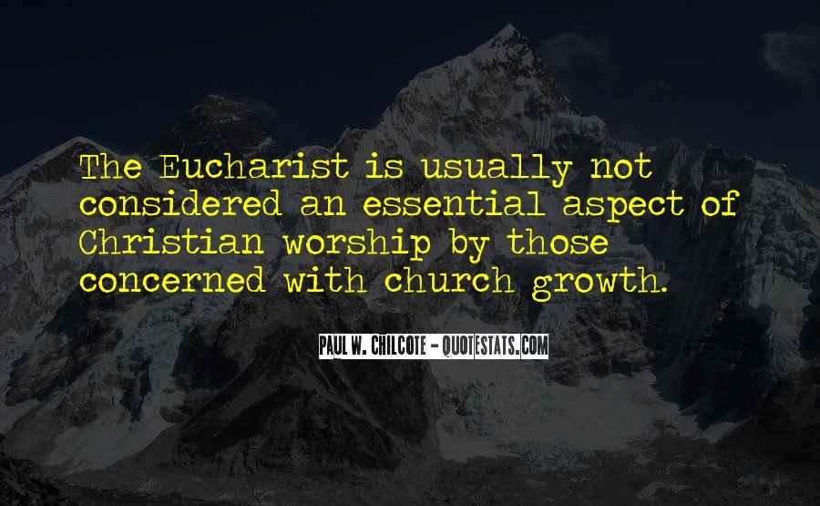 Paul W. Chilcote Quotes #1193648