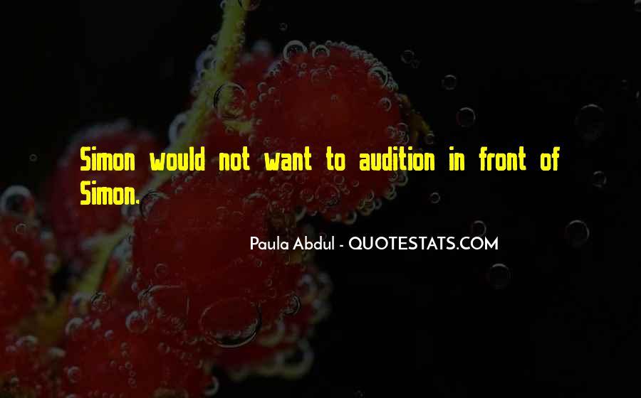 Paula Abdul Quotes #132337