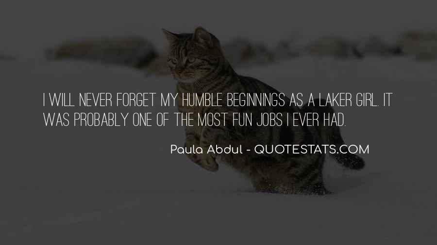 Paula Abdul Quotes #158778