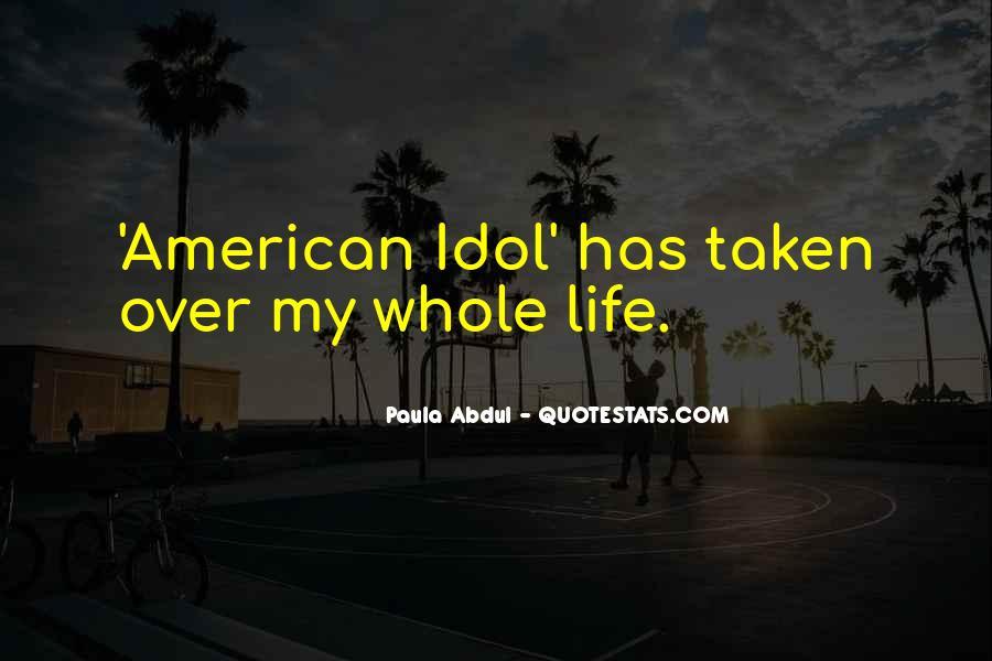 Paula Abdul Quotes #160451