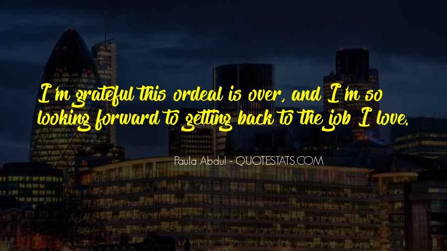 Paula Abdul Quotes #1704877
