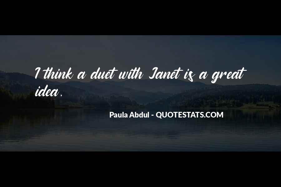 Paula Abdul Quotes #184138