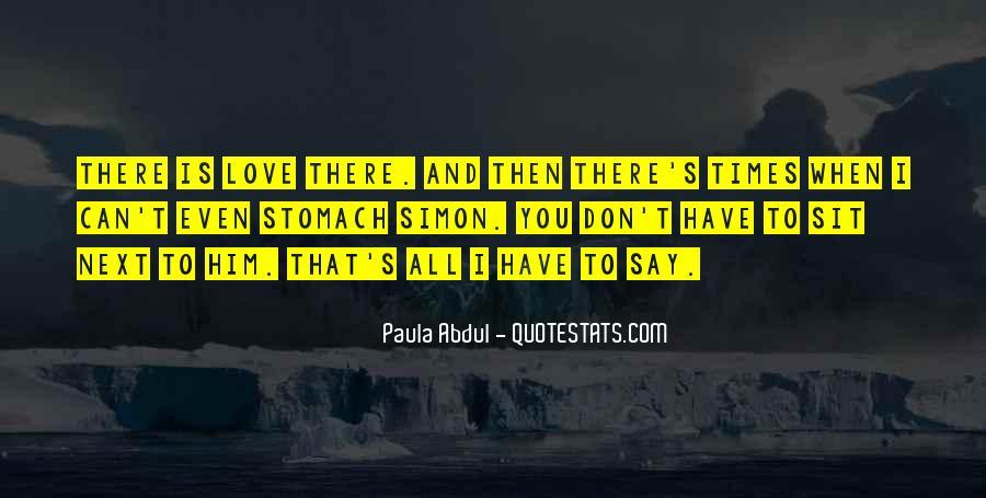 Paula Abdul Quotes #271461