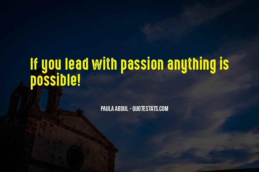 Paula Abdul Quotes #46879