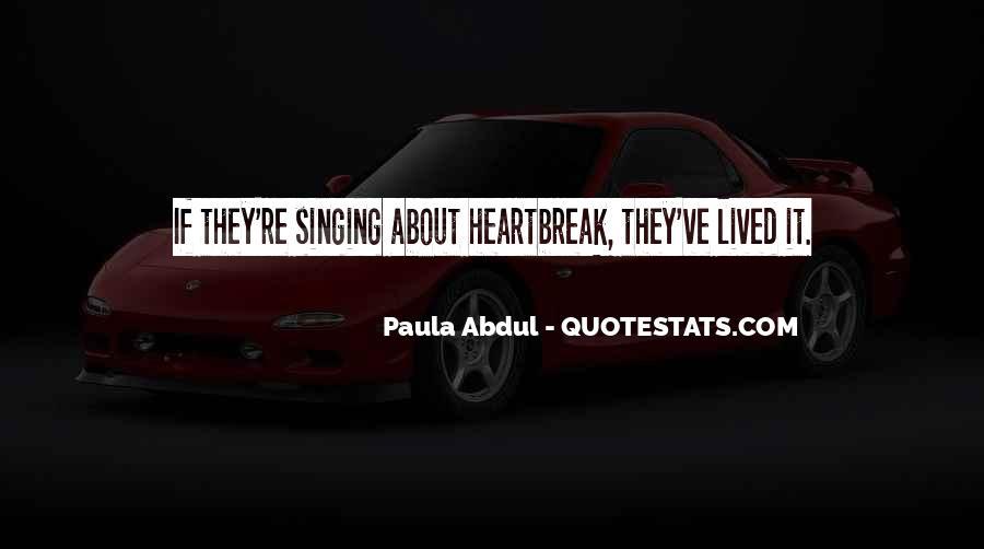 Paula Abdul Quotes #484454