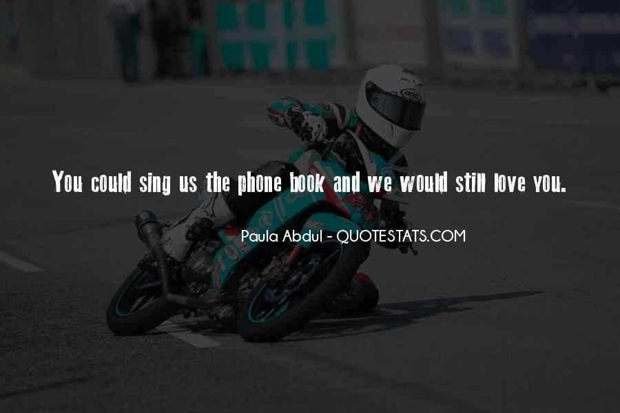 Paula Abdul Quotes #602904