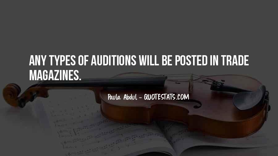 Paula Abdul Quotes #628780