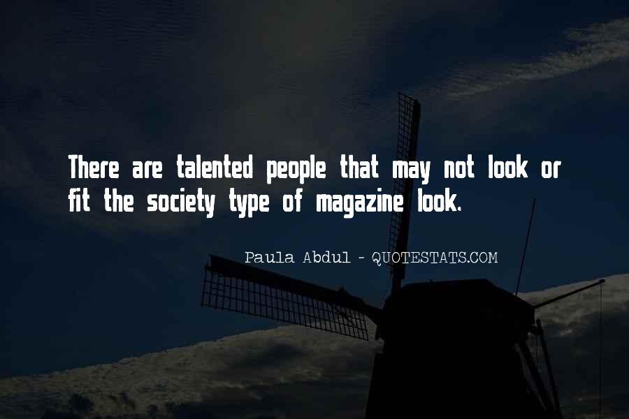 Paula Abdul Quotes #823310