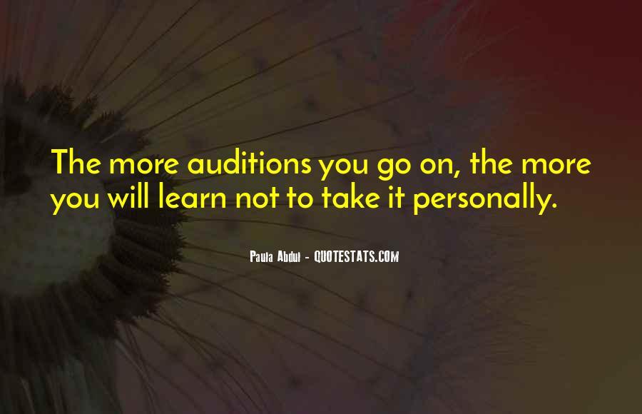 Paula Abdul Quotes #833151