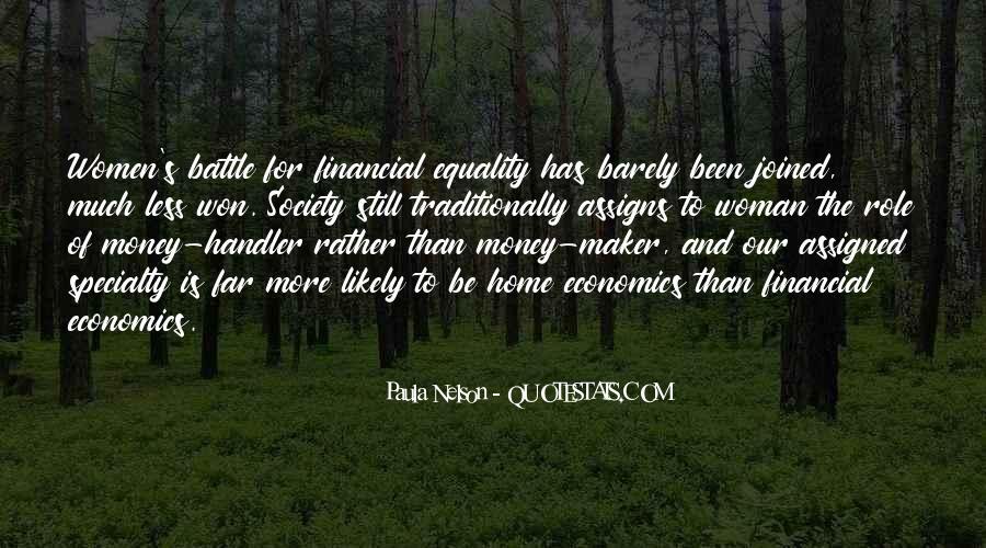 Paula Nelson Quotes #543624