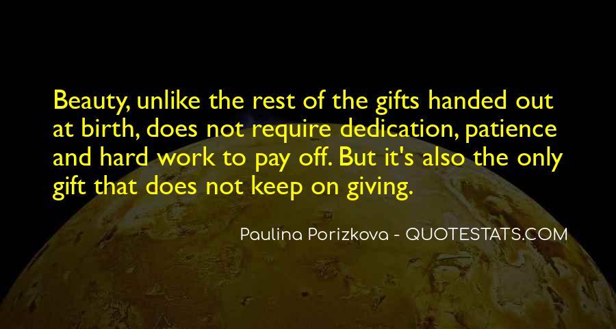 Paulina Porizkova Quotes #1655065