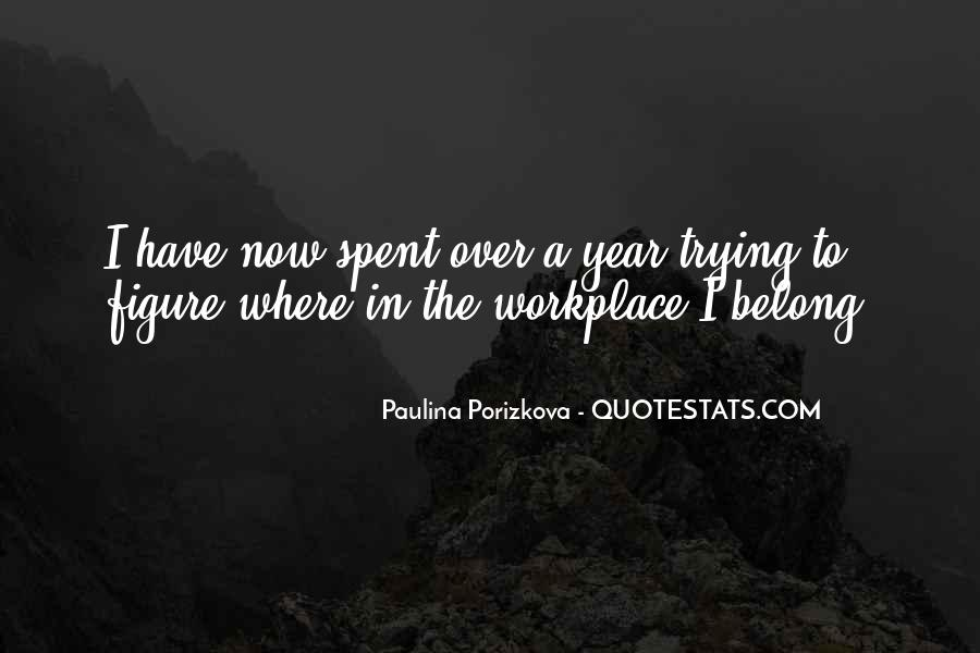 Paulina Porizkova Quotes #1767756
