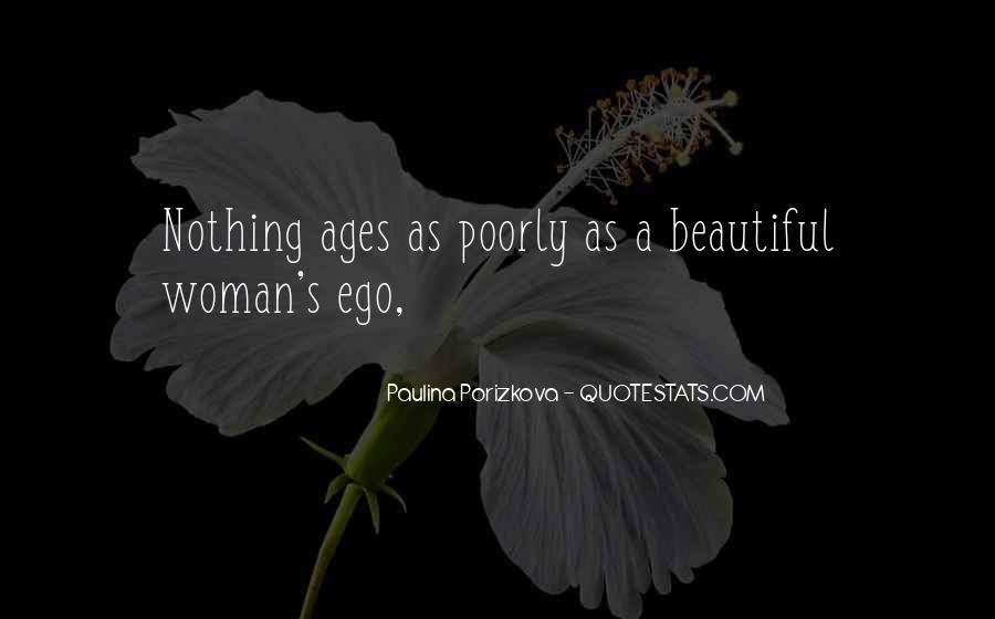 Paulina Porizkova Quotes #544230