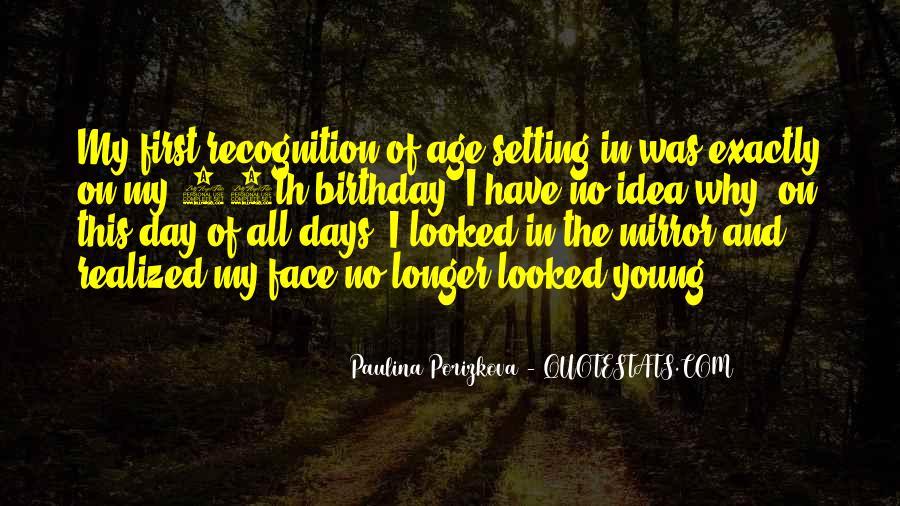 Paulina Porizkova Quotes #990003