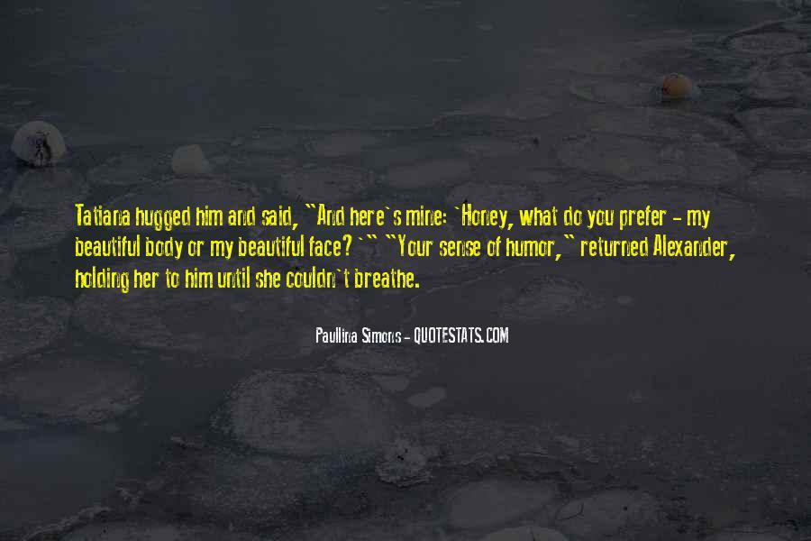 Paullina Simons Quotes #1252916