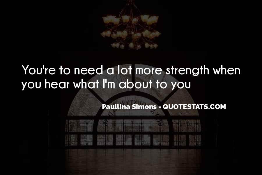 Paullina Simons Quotes #1258167