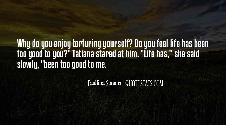 Paullina Simons Quotes #1292143