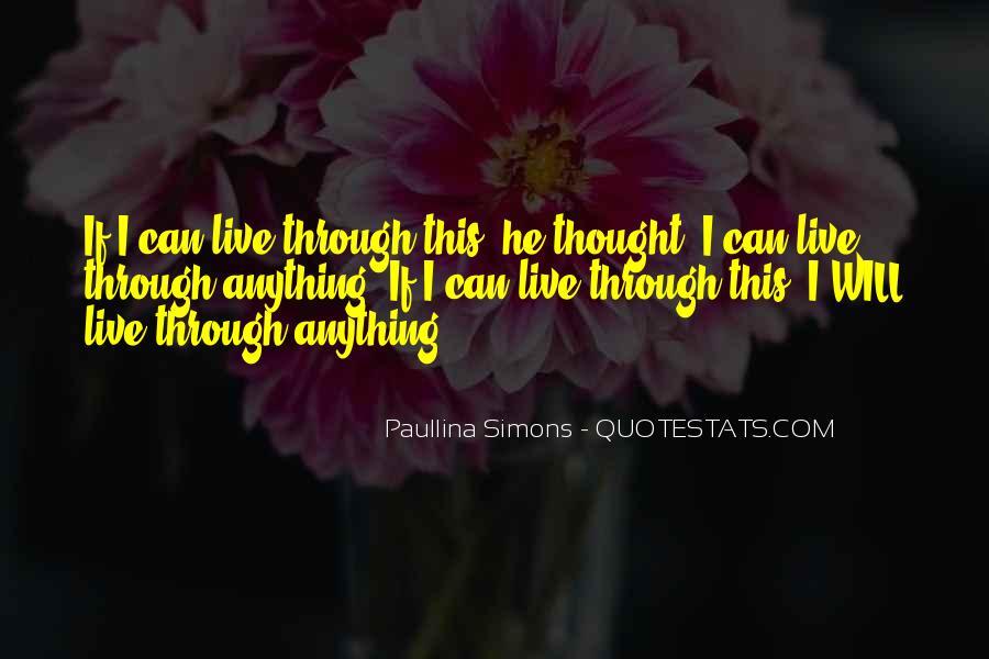 Paullina Simons Quotes #1354728