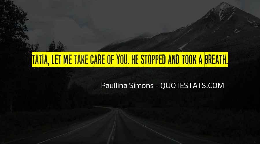 Paullina Simons Quotes #153282