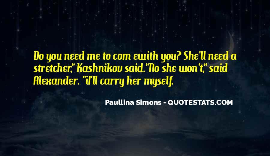 Paullina Simons Quotes #1615564