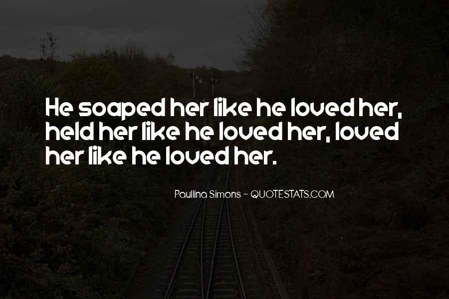 Paullina Simons Quotes #1702475