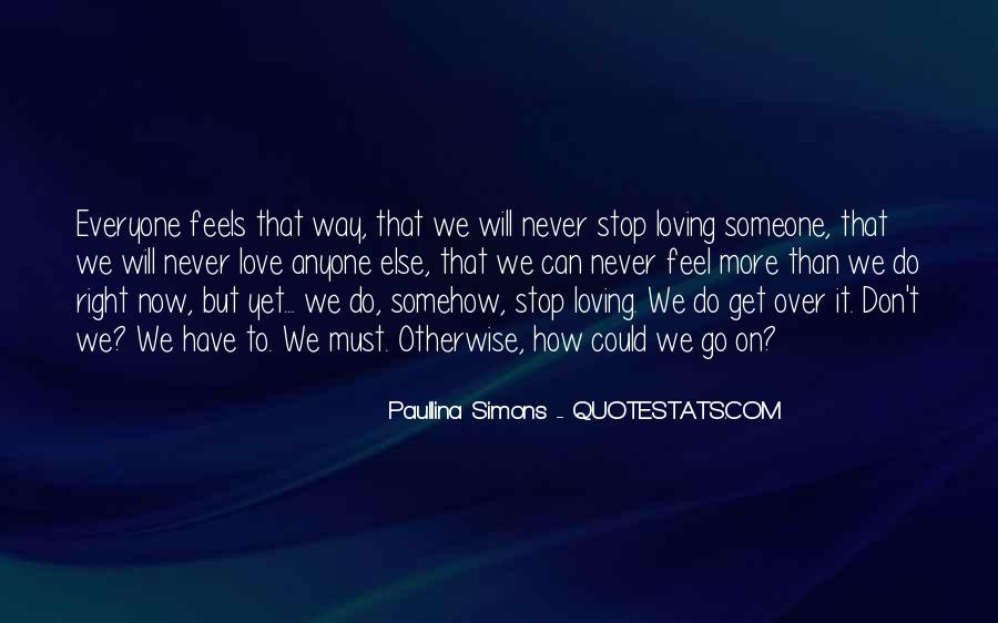 Paullina Simons Quotes #1732207