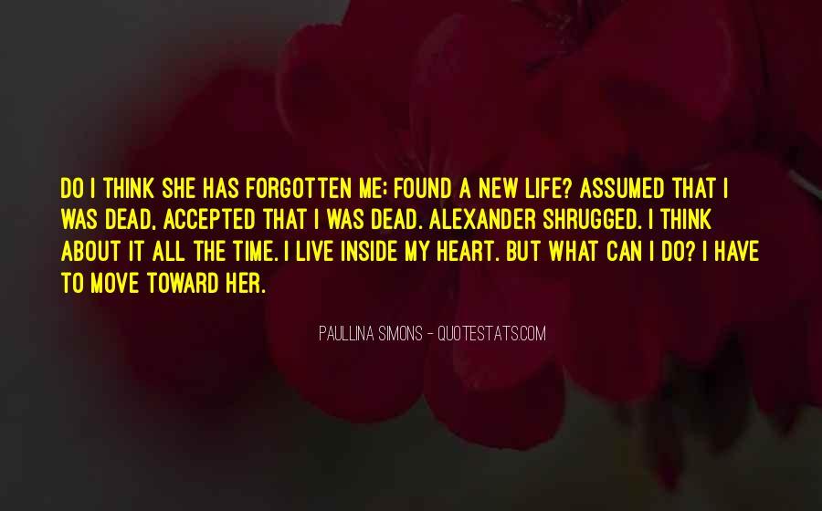 Paullina Simons Quotes #1765342