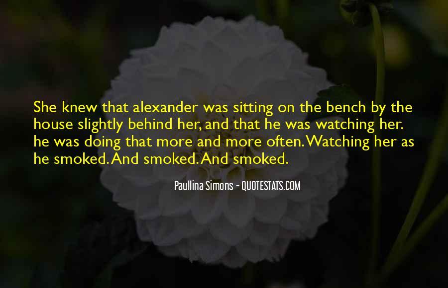Paullina Simons Quotes #17732