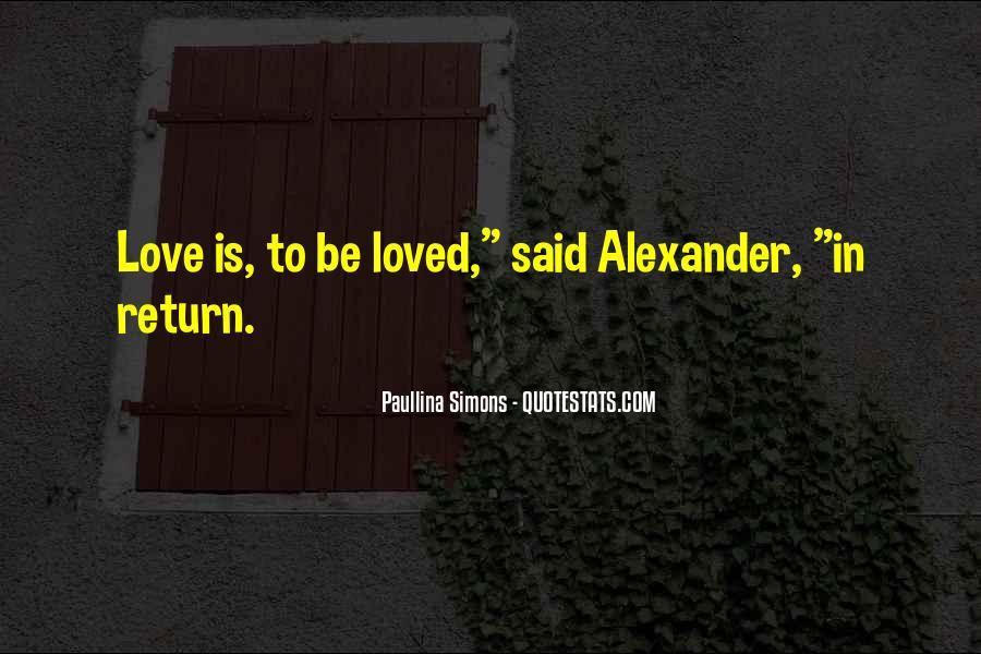 Paullina Simons Quotes #1829264