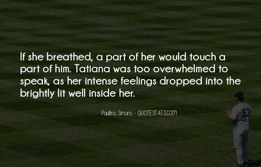Paullina Simons Quotes #1836801
