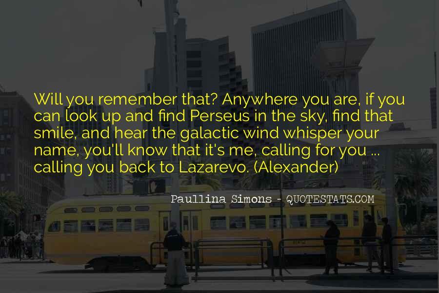 Paullina Simons Quotes #256644