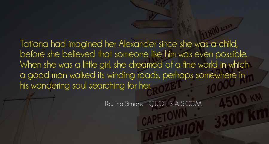 Paullina Simons Quotes #301022