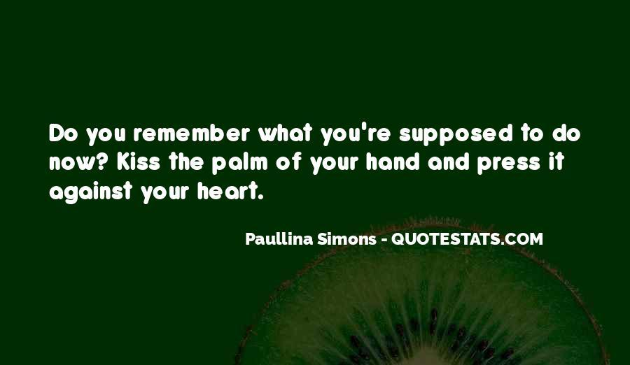Paullina Simons Quotes #319501