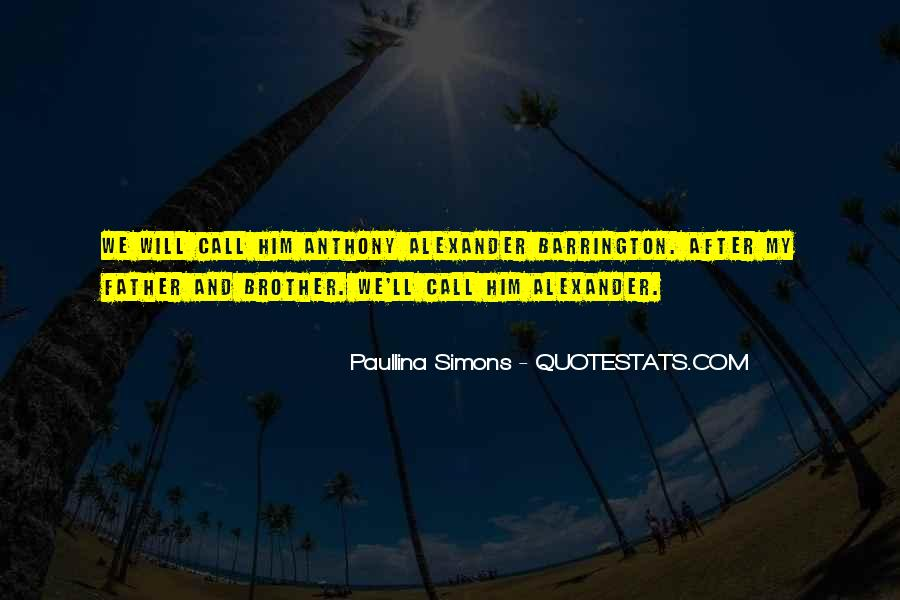 Paullina Simons Quotes #371160
