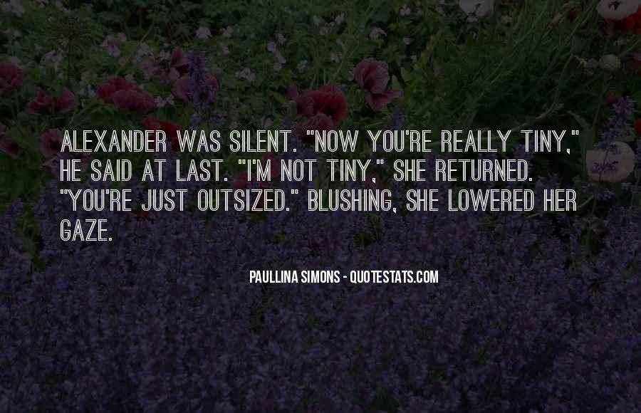 Paullina Simons Quotes #450385