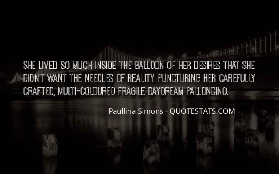 Paullina Simons Quotes #612307