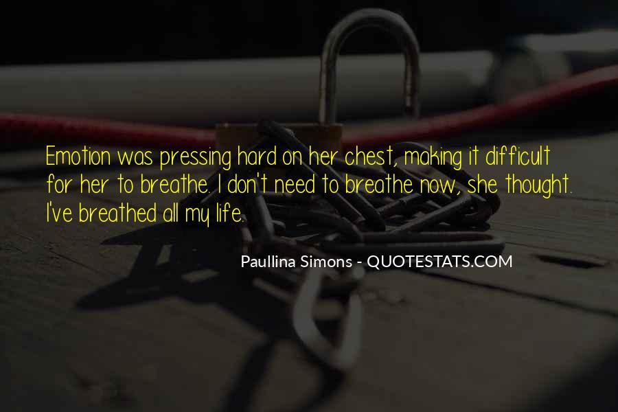 Paullina Simons Quotes #705812