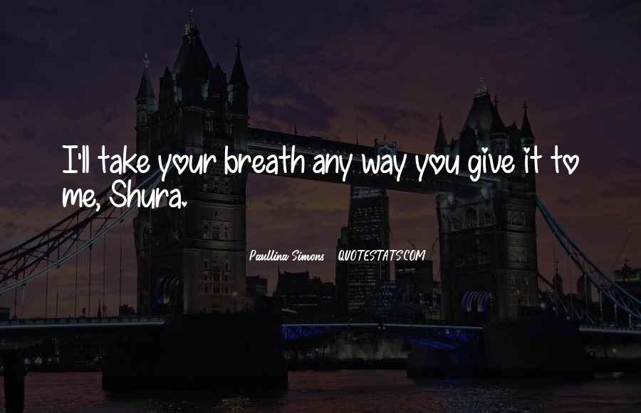 Paullina Simons Quotes #754155