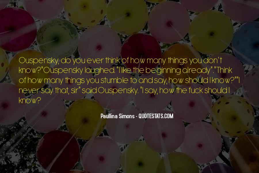 Paullina Simons Quotes #859306