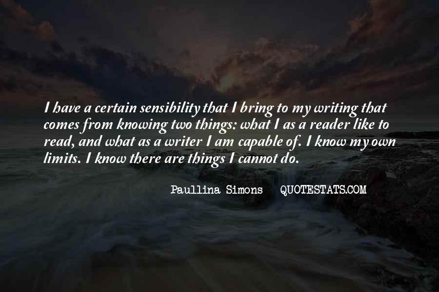 Paullina Simons Quotes #860703