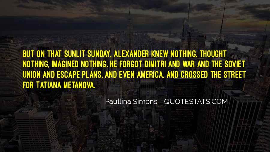 Paullina Simons Quotes #903450