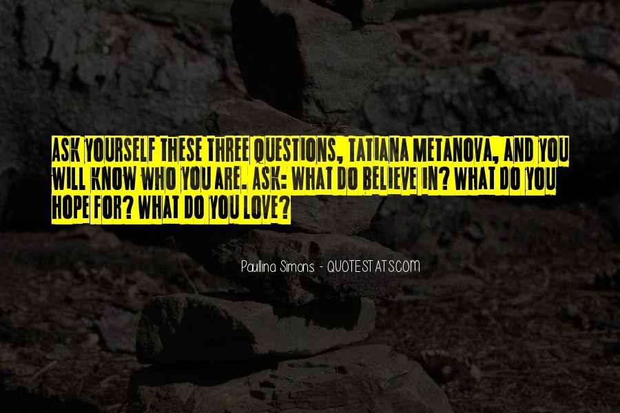 Paullina Simons Quotes #93250